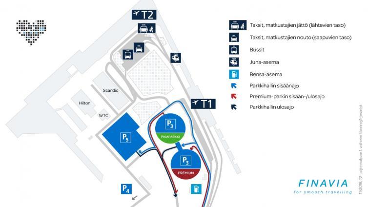Parkkikartta