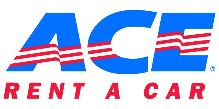 ACE rent a car logo