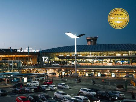 Helsinki Airport - SKYTRAX World Airport Awards