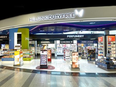 Helsinki Duty Free (T2 Long Haul)