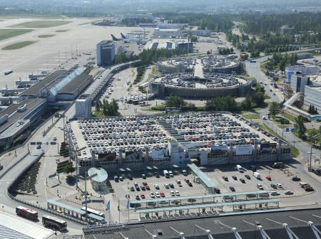 Helsinki Airport parking