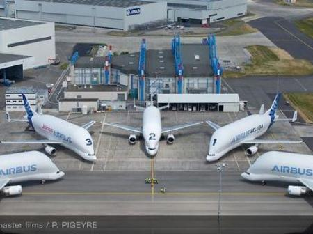 Unusual aircraft_credit: Airbus