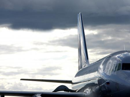 Picture of an airplane