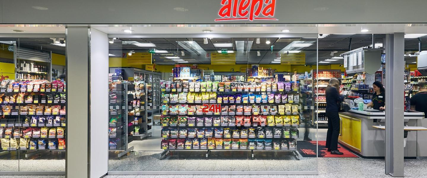 Alepa front