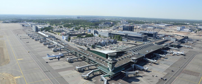 Pysäköinti Helsinki Lentoasema