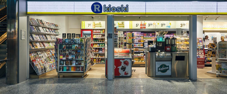 R Kioski Pihlajamäki