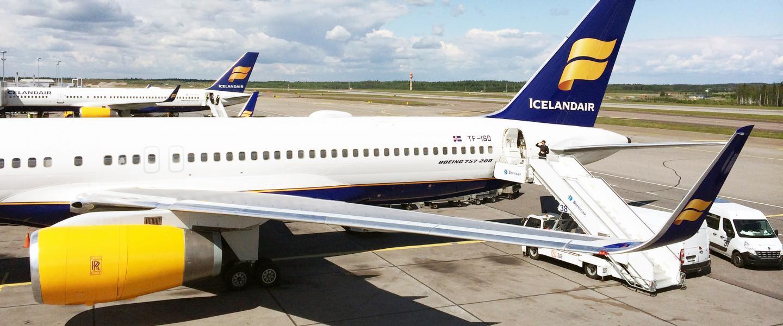 Airlines of Helsinki Airport: Icelandair | Finavia  Airlines of Hel...
