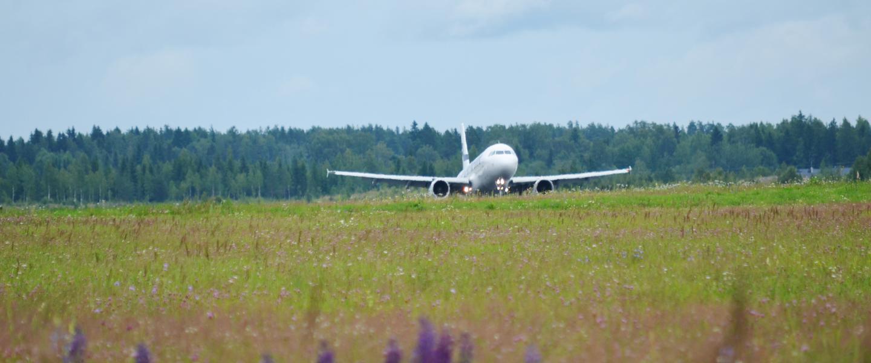 lentokone kesä aircraft