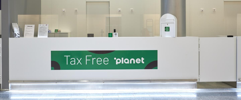 Tax Free Ostokset Lentokentällä
