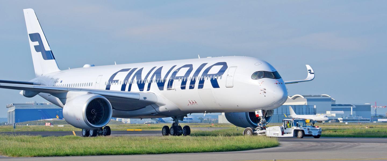 Finnair Pysäköinti