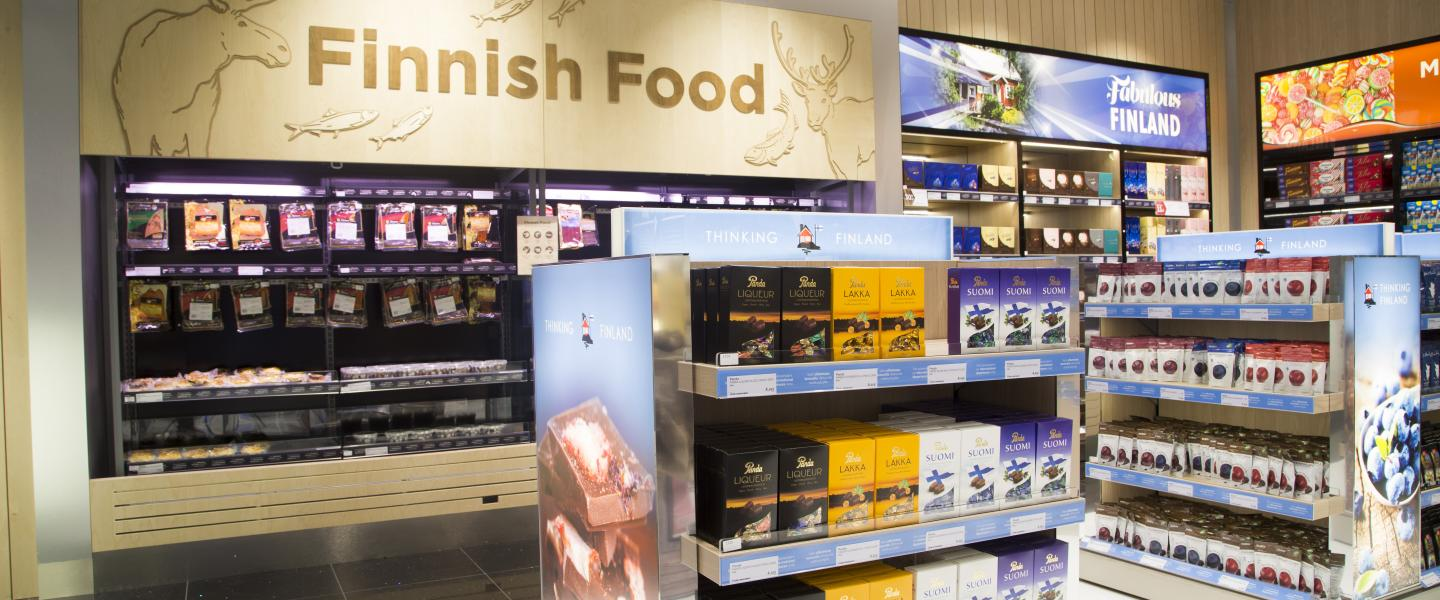 What are most popular sweets at Helsinki Duty Free   9e8ca2bcde