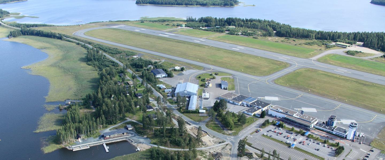 Kuopion Lentokenttä Pysäköinti