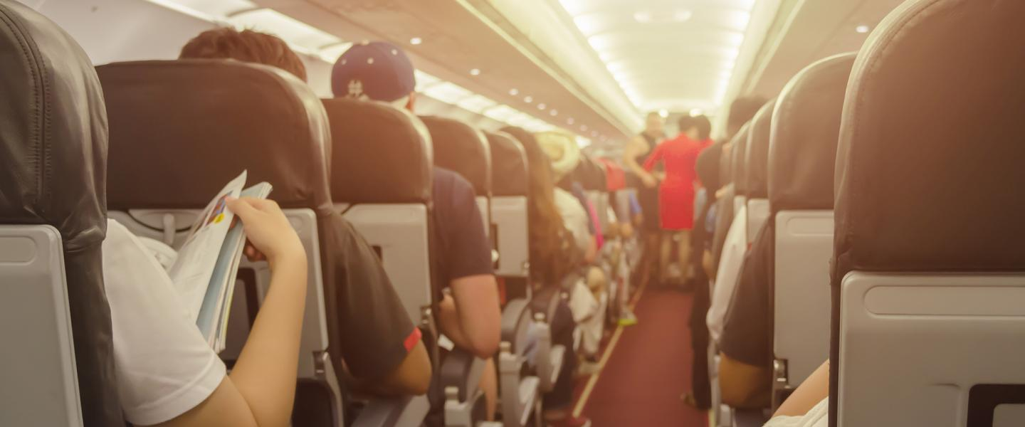 """How flight attendants deal with challenging passengers: """"Put"""