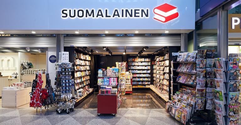 Suomalainen Kirjakauppa | Finavia