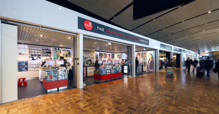 Helsinki Airport's shopping and restaurant world expands - new shops and restaurants to passengers