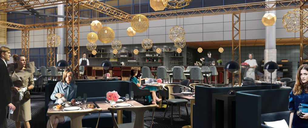 In Helsinki Airport S New Hotel You Can Hold A Business Meeting In