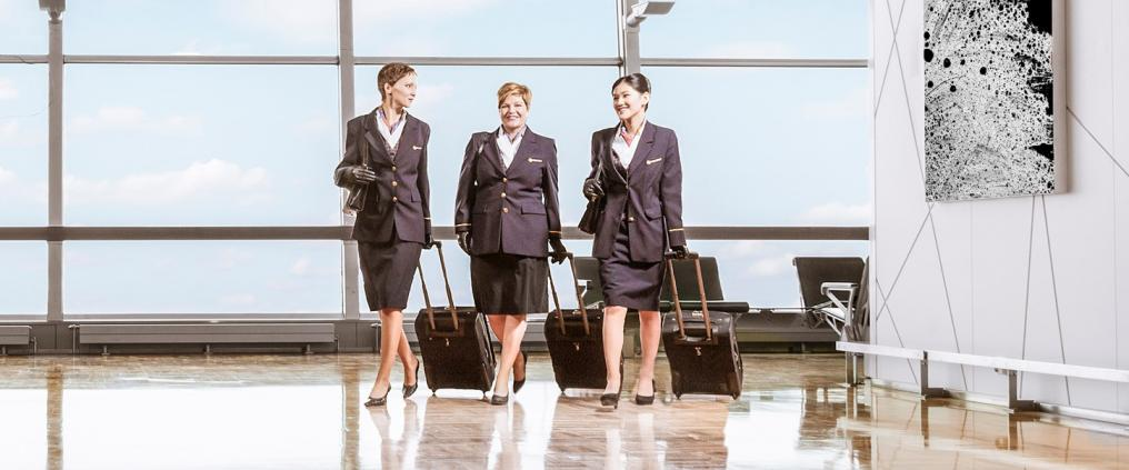 So, you want to be a flight attendant? An experienced cabin