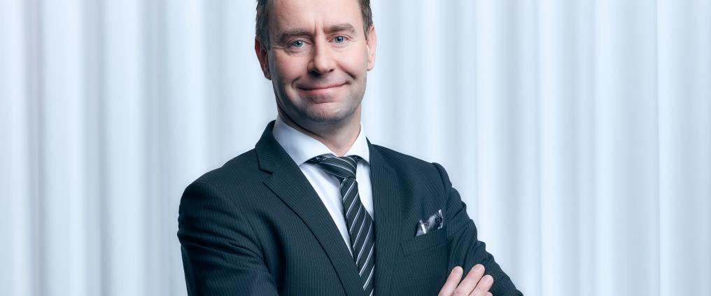 Finavian toimitusjohtaja Kimmo Mäki