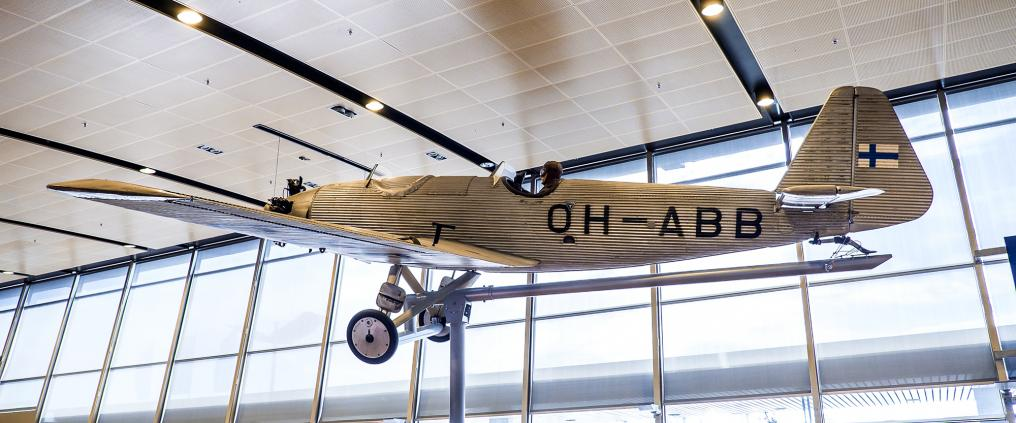 Wings of history: Five facts about Junkers A50 Junior   Finavia